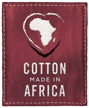 Cotton made in Africa (CmiA) logo