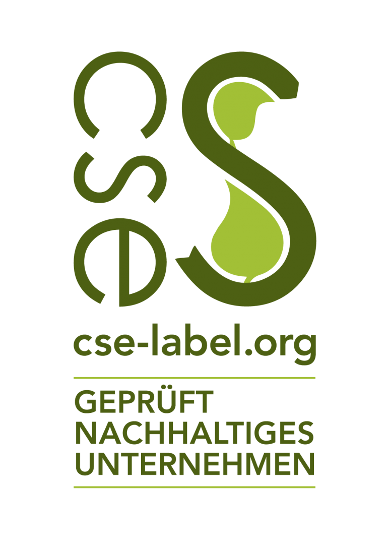Certified Sustainable Economics (CSE) logo